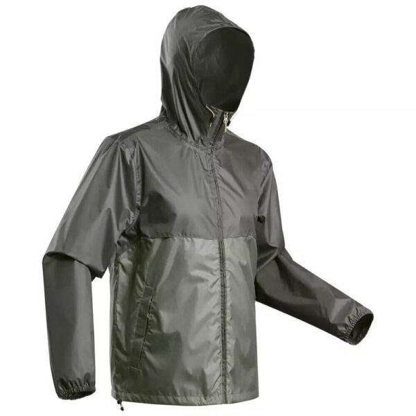 impermeable chaqueta waterproof goretex tatoo north face mm 5000mm capucha nieve lluvia montaña ajustable tercera capa